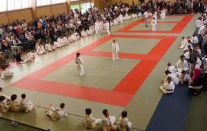 Tournoi inter clubs de Monthyon